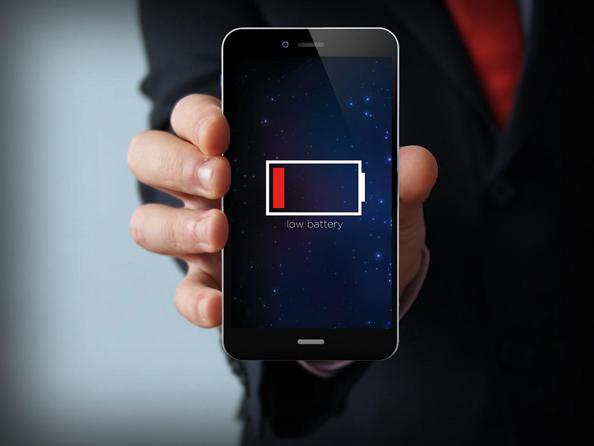 Siyah duvar kağıdı telefonların şarjını etkiliyor mu?