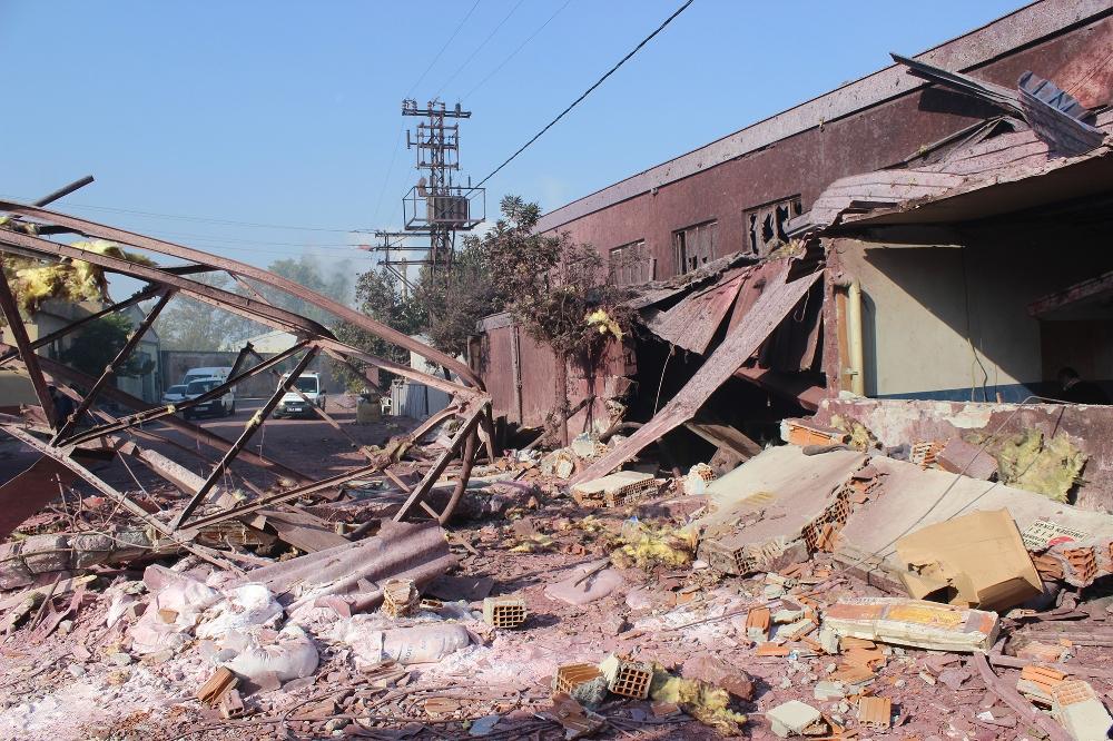 5 kişinin ölmüştü: Patlamanın sebebi