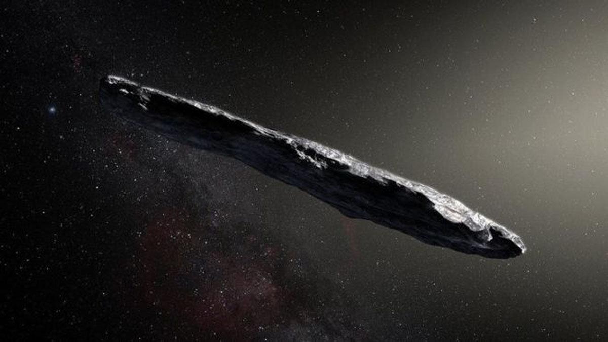Oumuamua uzay gemisi olabilir mi?