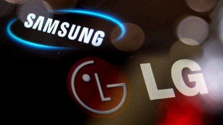 Samsung ve LG yeni bombalarını patlatmaya hazırlanıyor