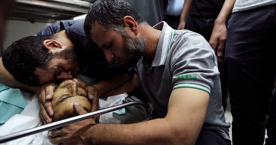 Filistin'deki gösterilerde 2 çocuk şehit oldu