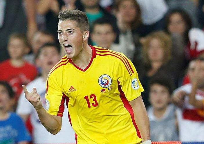 Bursaspor'da Gheorghe Grozav transferi tamam
