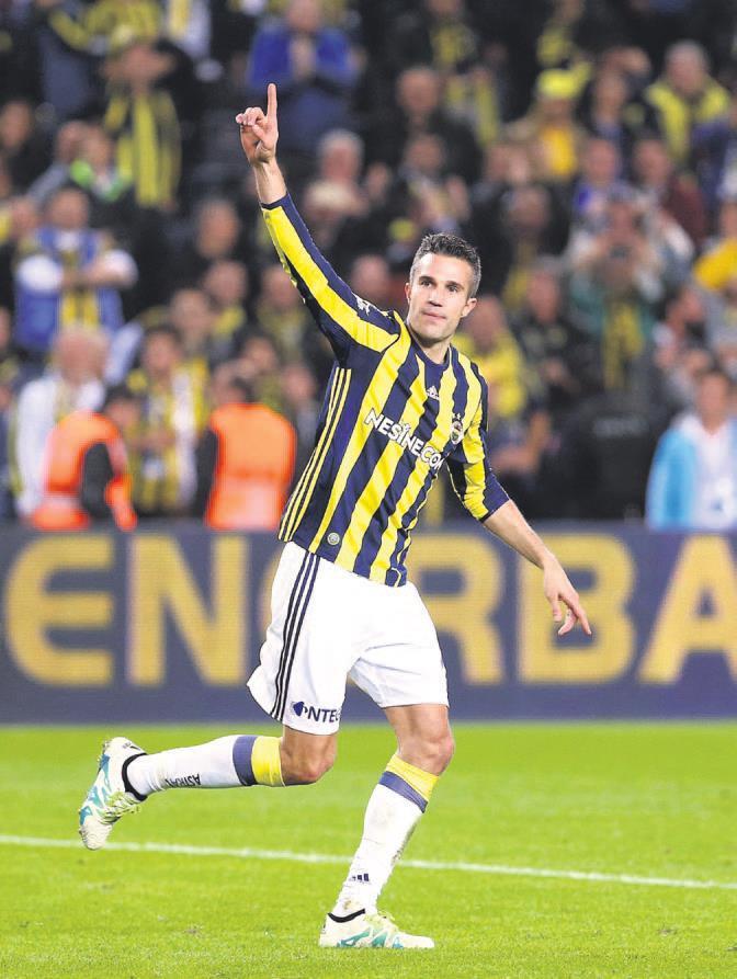 Feyenoord: RvP ile anlaştık