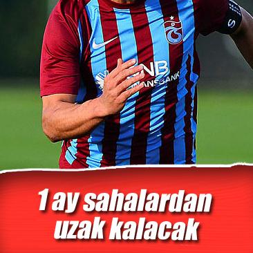 Trabzonspor'da Mustafa Akbaş şoku