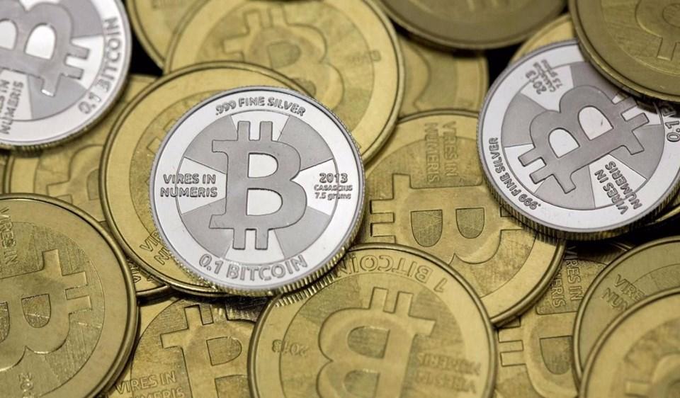 Bitcoin o seviyenin de altını gördü!