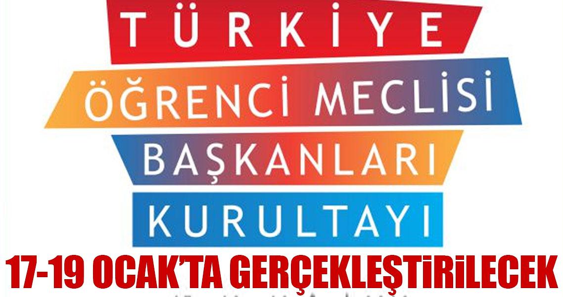 Türkiye Öğrenci Meclis Başkanları Kurultayı