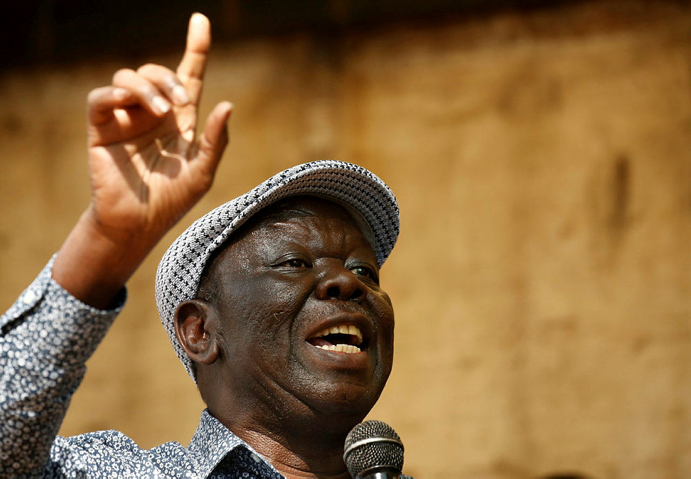 Zimbabve'de muhalefet lideri Tsvangirai öldü