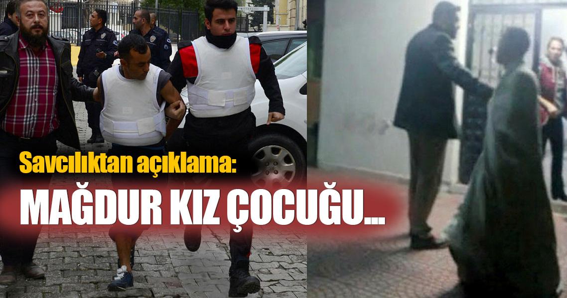 Adana'daki küçük kıza tecavüz olayına ilişkin savcılıktan açıklama