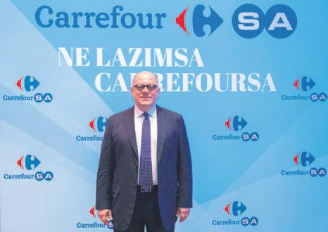 CarrefourSa 170 milyon TL'lik yatırım yapacak