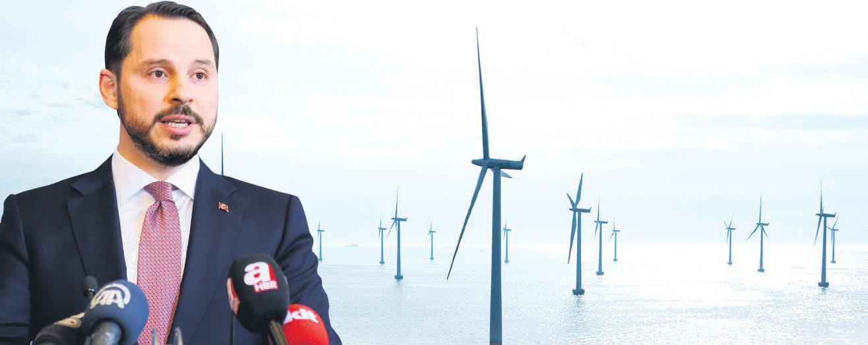 Deniz üstü rüzgâr enerjisi için Ege önde