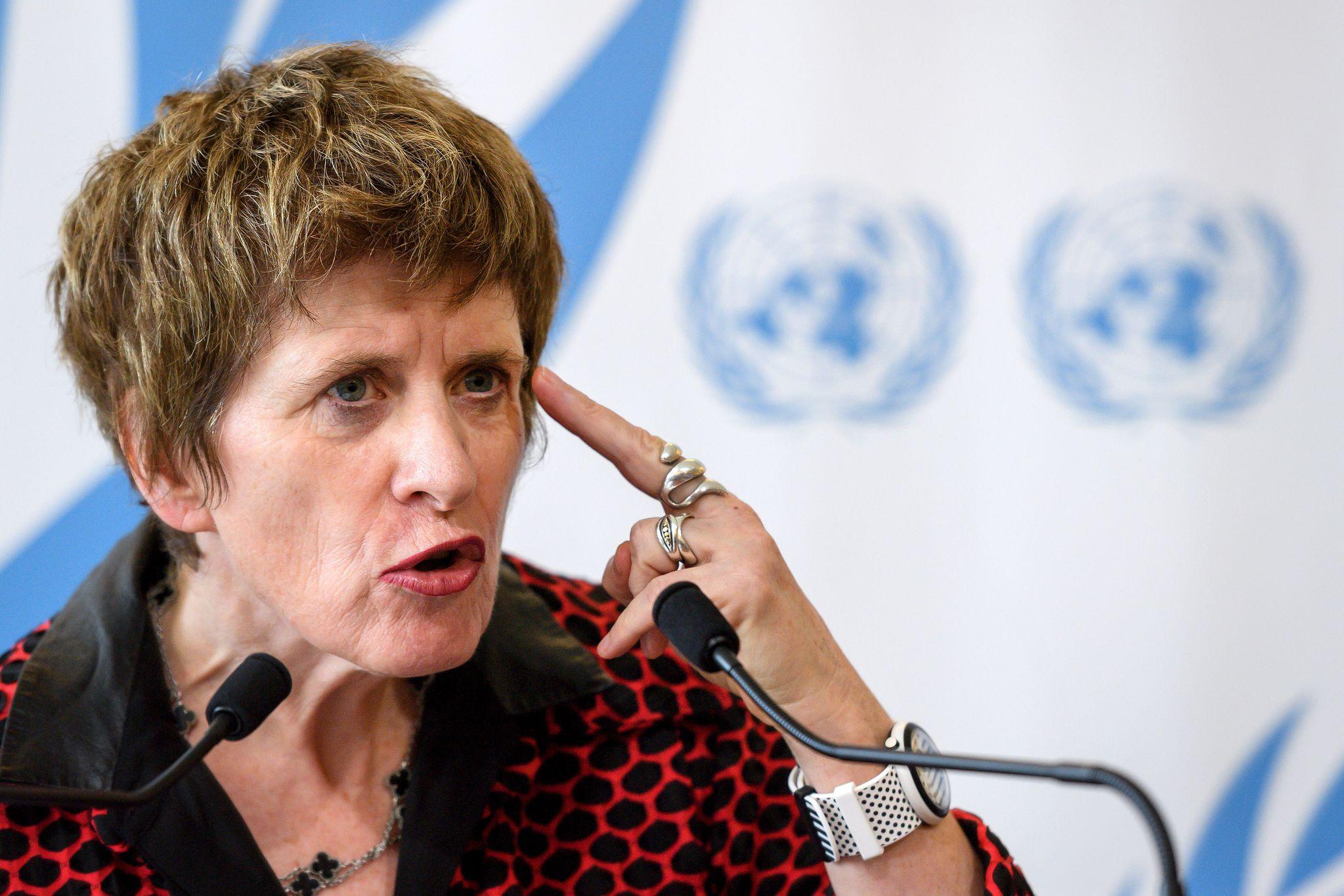 BM Esed'i çocuklara karşı işlenen savaş suçlarının sorumlusu olarak gösterdi