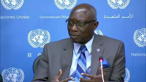 BM Soykırım danışmanı Dieng uluslararası toplumun Arakan'daki quot vahşi suçlara