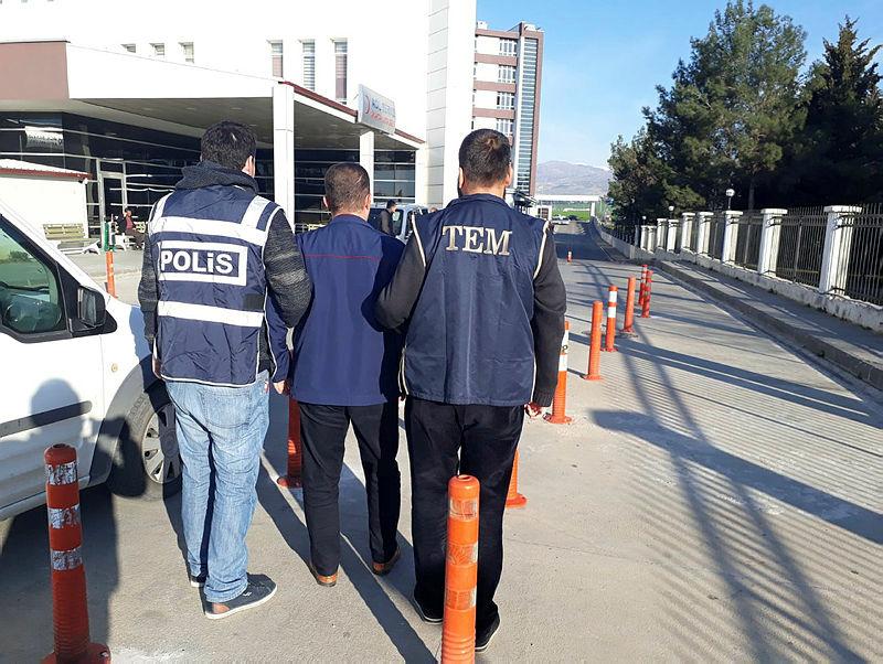 FETÖ nün emniyet yapılanmasına operasyon 15 gözaltı