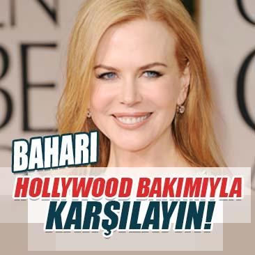 Baharı Hollywood bakımı ile karşılayın