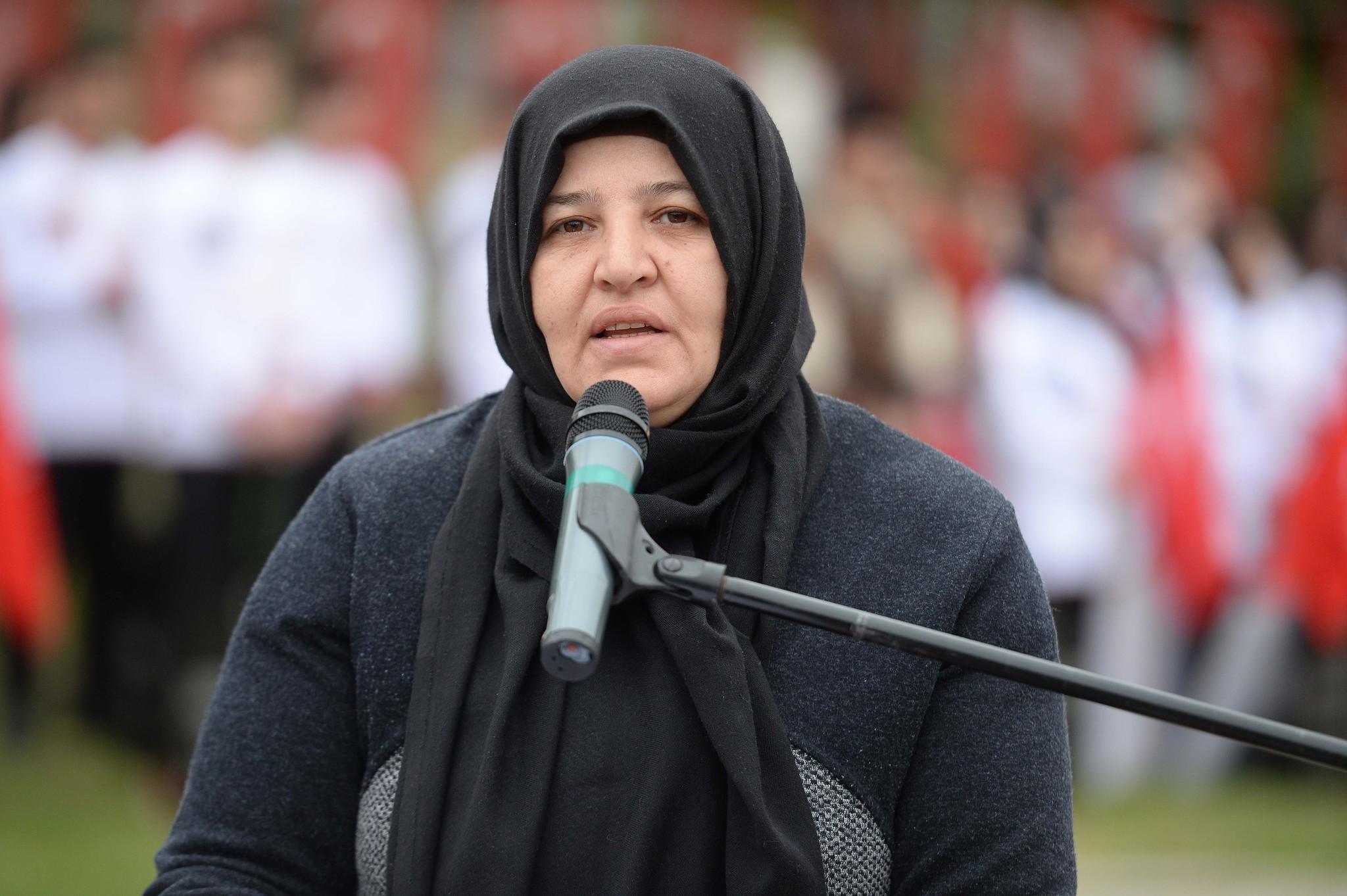 Zeytin Dalı Harekatı'nda şehit olan Ömer Bilal Akpınar'ın annesinden duygulandıran sözler