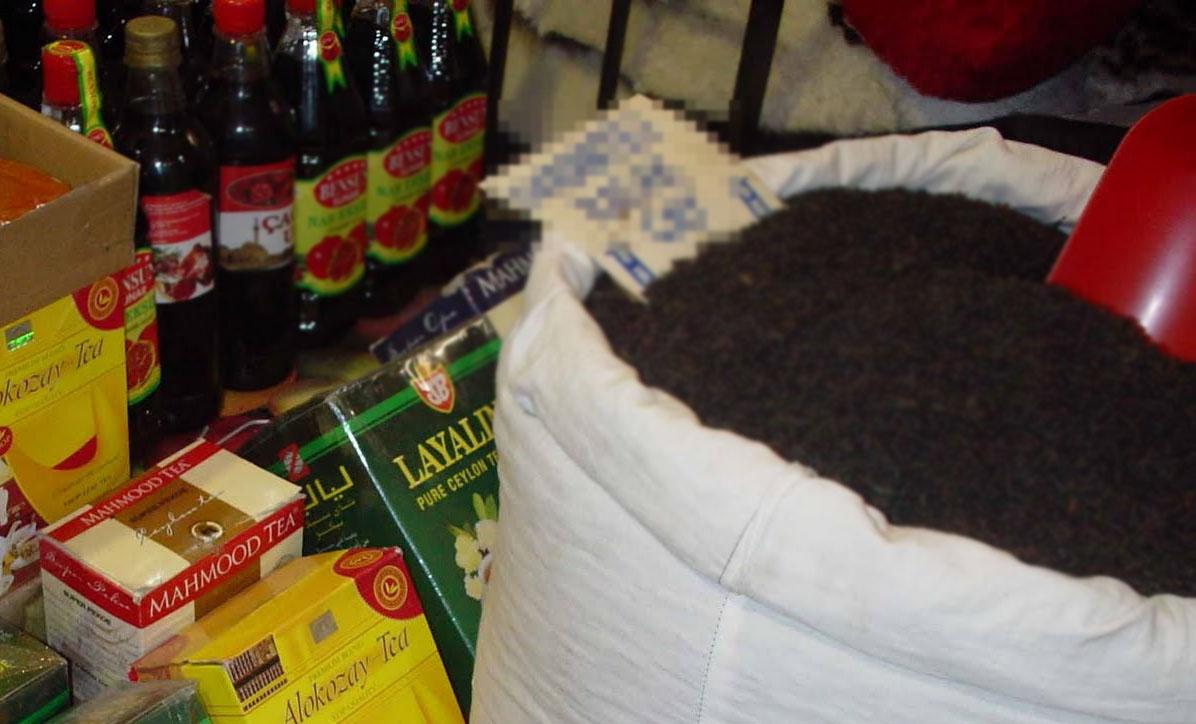 'Kaçak çaya kömürün damıtılmasıyla elde edilen boya katılıyor'