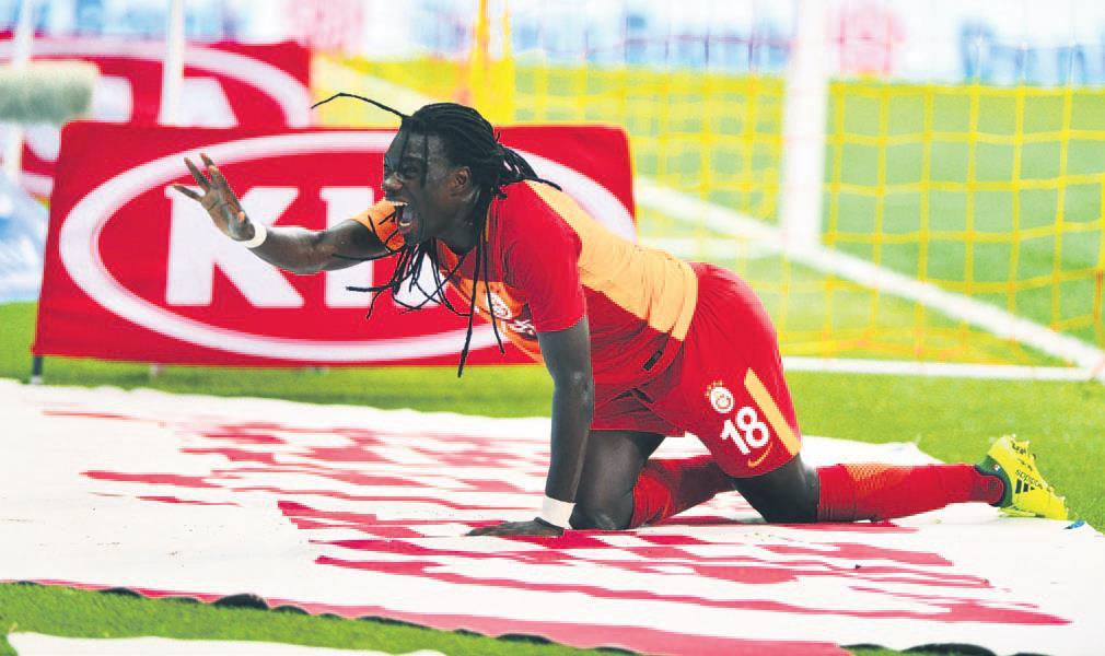 Avrupa Gol Krallığı yarışında katsayı Bafetimbi Gomis'e engel oluyor!