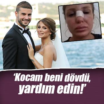 Berk Oktay'ın eşi Merve Şarapçıoğlu'ndan açıklama geldi