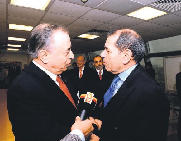 Cengiz'den Dursun Özbek'e ihtarname!