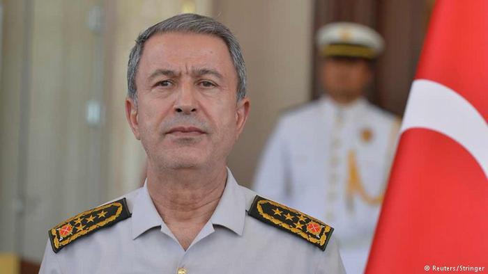 Genelkurmay Başkanı Akar Irak sınırında