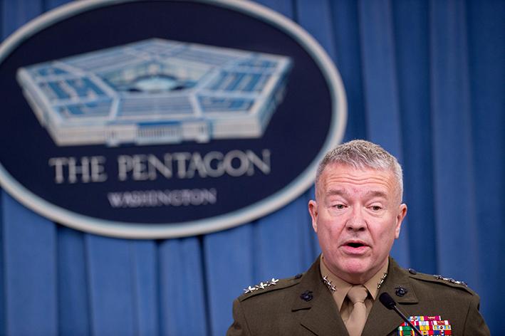Pentagon: Rus sistemleri füzelerimizi gördüğü halde angaje olmadı