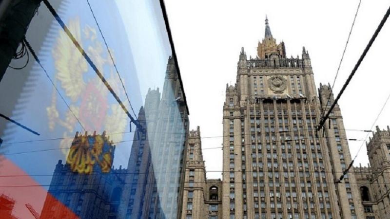 Rusya Dışişleri Bakanlığına bomba ihbarı yapıldı