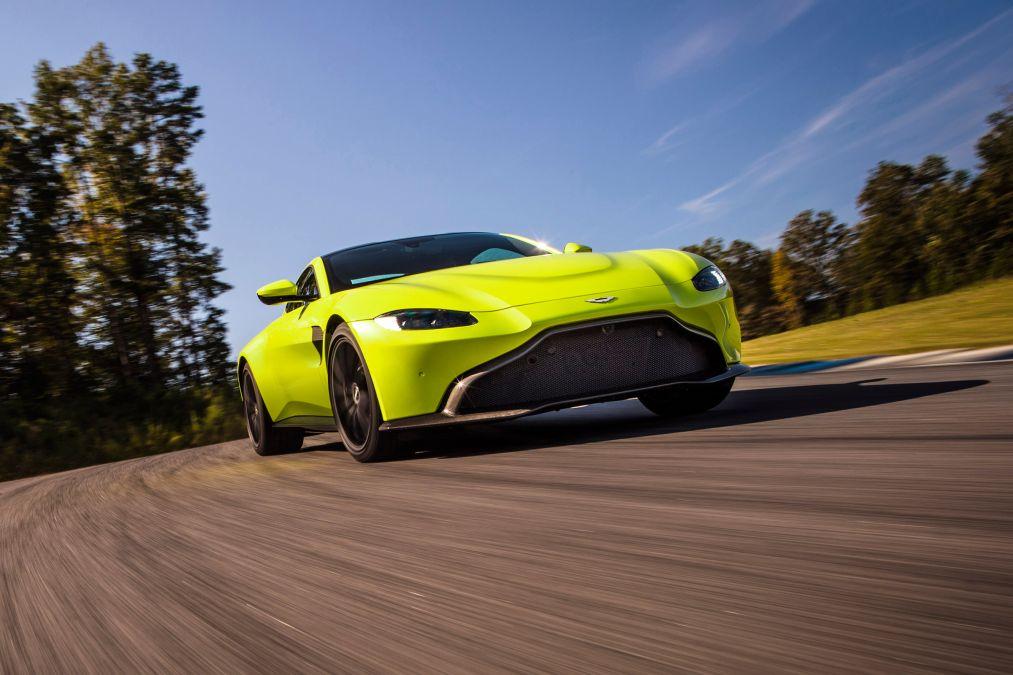 Aston Martin Vantage 2018 Türkiye fiyatı