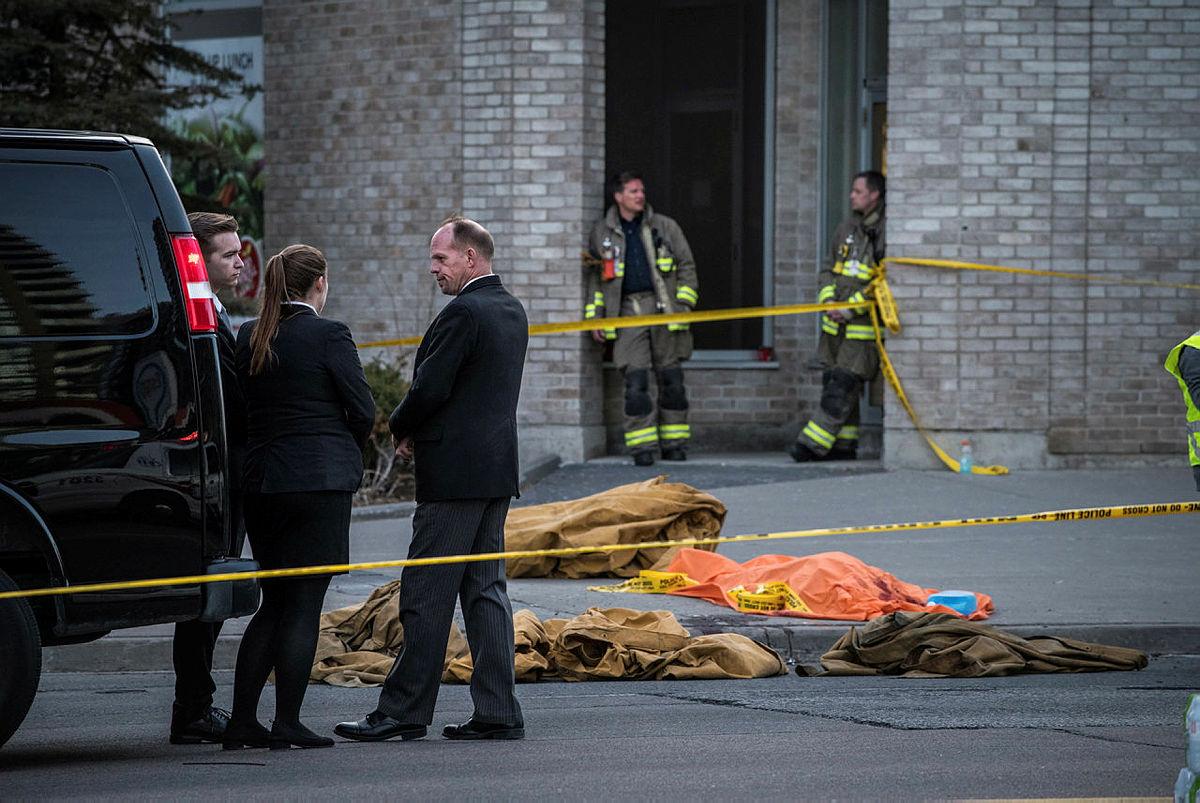 Toronto'daki saldırıda ölü sayısı yükseldi