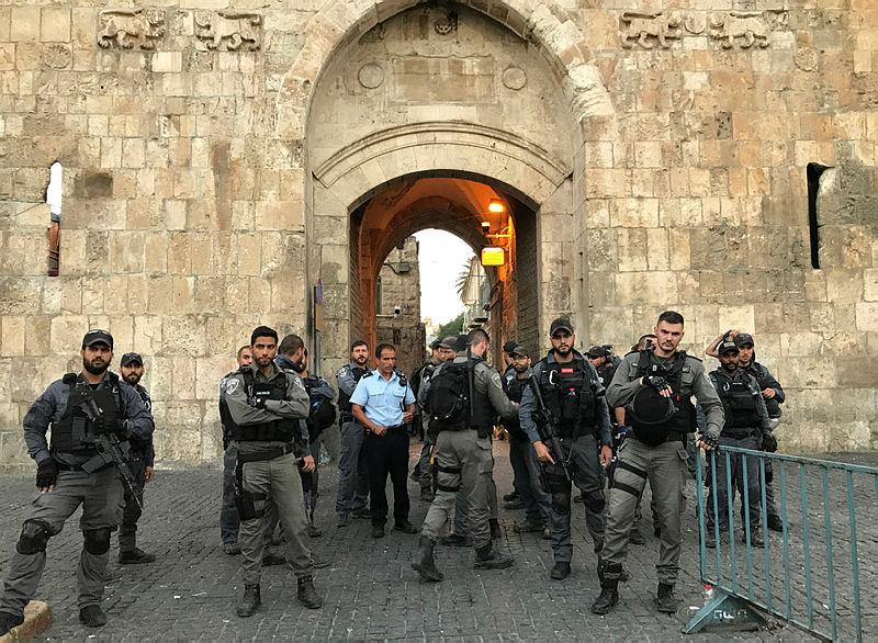 Filistinli genci öldüren İsrail polisine hapis cezası