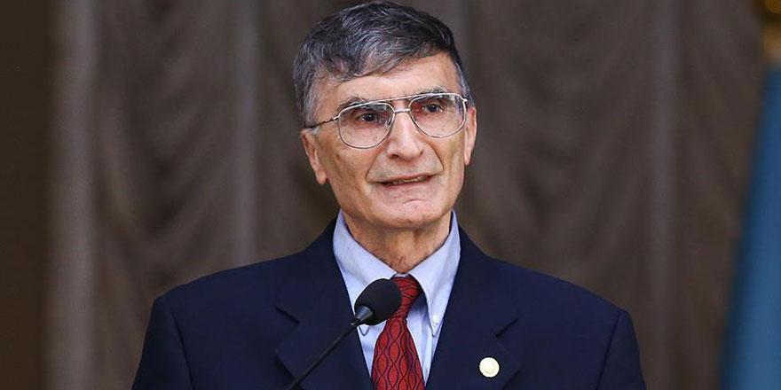 Aziz Sancar KKTC'de konuştu 'Türkleri adamdan saymıyorlar saydıracağız'