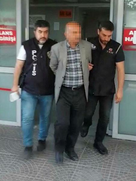 Son dakika: İzmir merkezli terör operasyonu