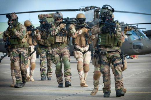 Son Dakika: Fransa, Irak sınırında topçu birliği konuşlandırıyor