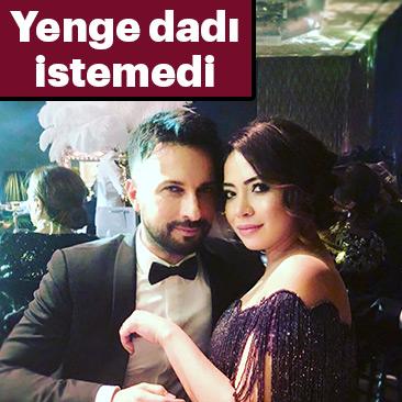 Tarkan'ın eşi Pınar Tevetoğlu dadı istemedi
