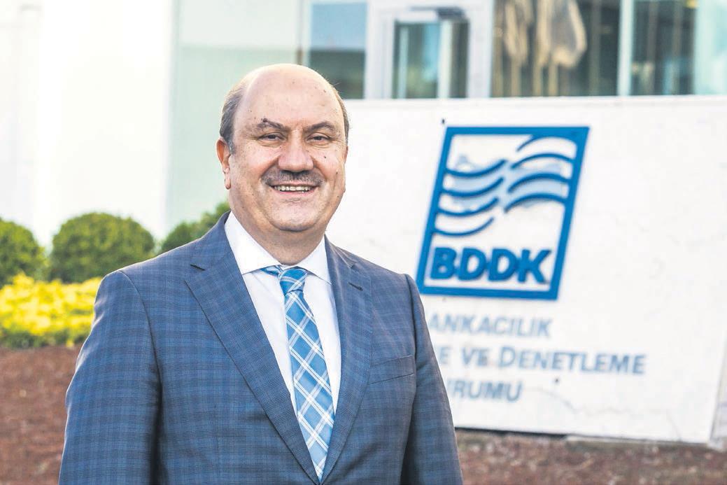 BDDK Başkanı Mehmet Ali Akben: Abesle iştigal