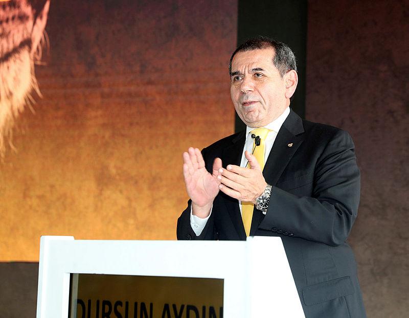 Dursun Özbek: 340 milyon TL, 6 ayda 1 milyar TL oldu