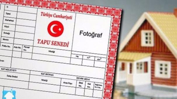 Tapuda işlemler Türkiye'ye dağıtılacak, vatandaş sıra beklemeyecek