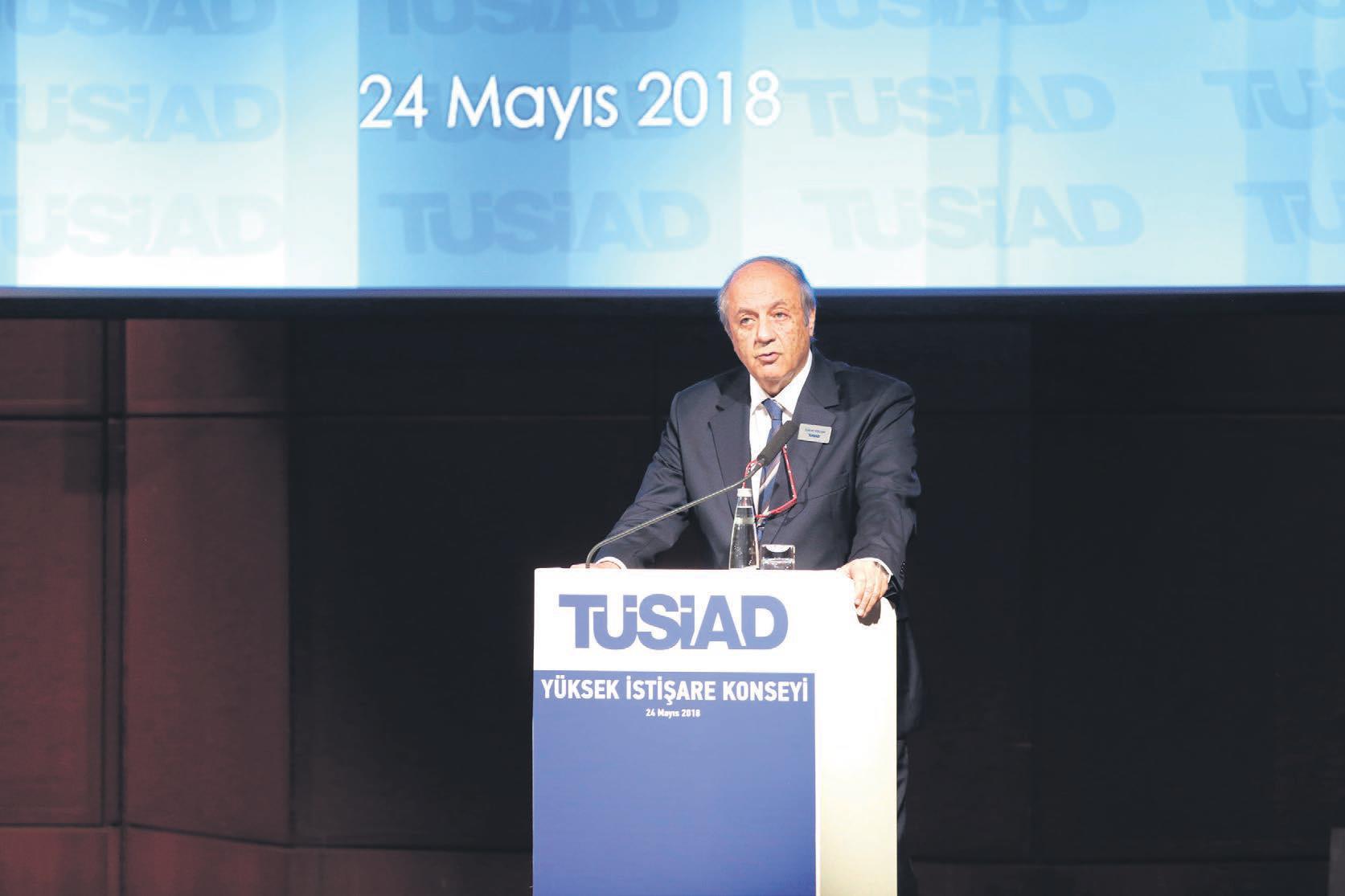 TÜSİAD'dan reform vurgusu