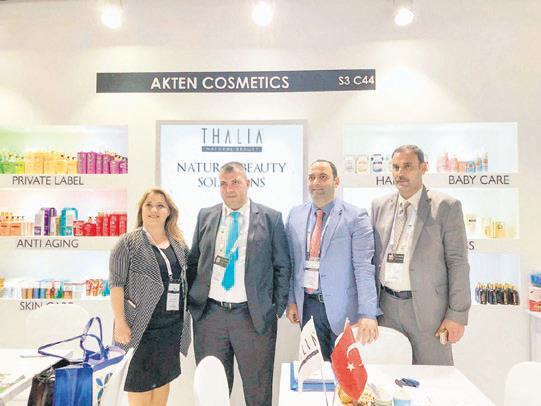 Kozmetikçilerin gözü Ortadoğu pazarında