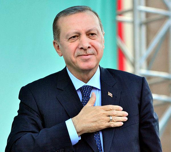Recep Tayyip Erdoğan'dan Mustafa Cengiz'e kutlama
