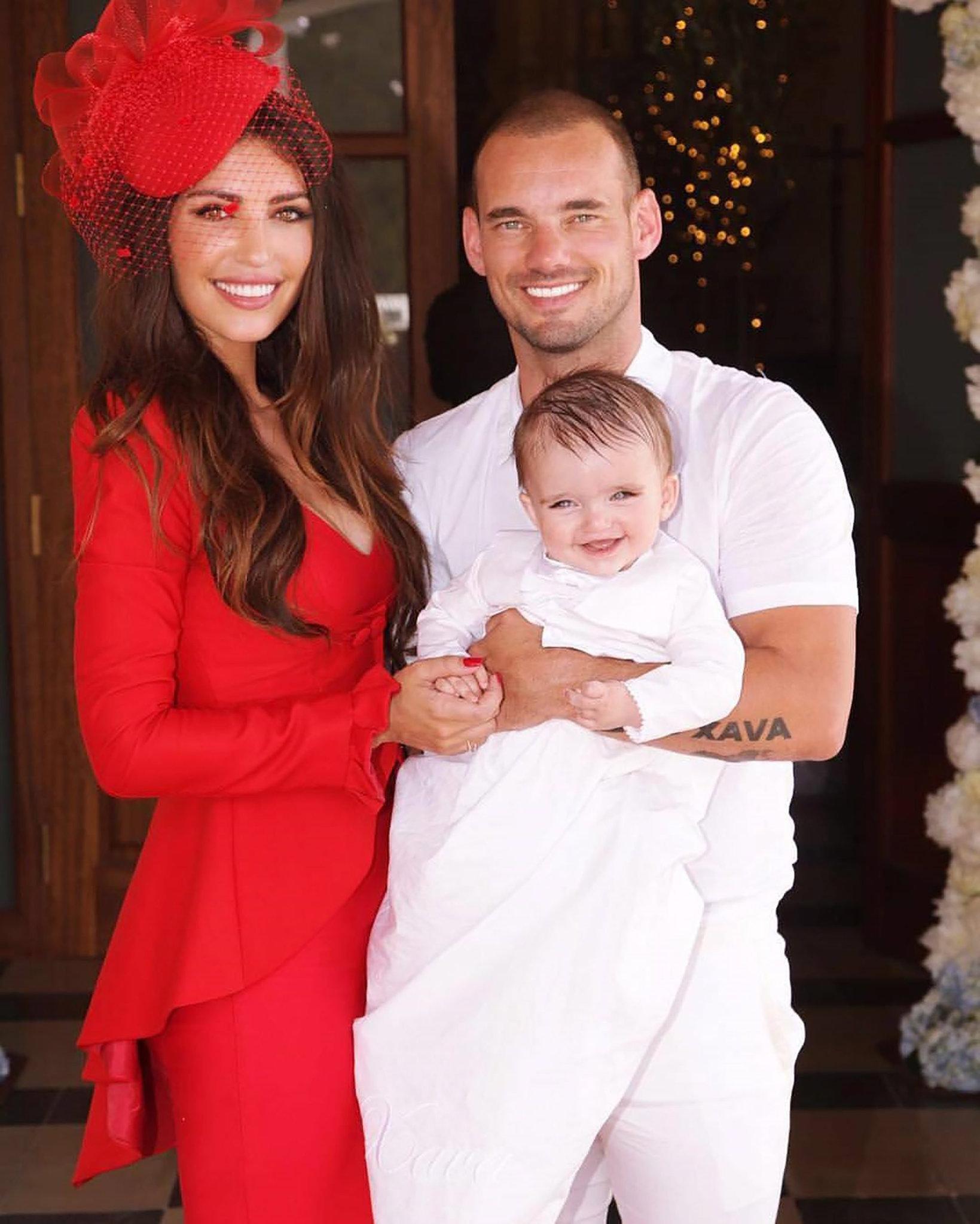 Wesley Sneijder ile Yolanthe Cabau ihanet yüzünden boşanıyor mu?