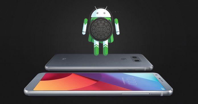 LG G6 için Android 8.0 Oreo yayınlandı