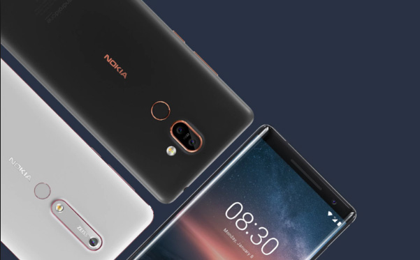 Nokia telefon satışları uçtu