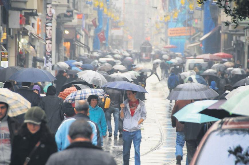 Bayram yağmurlu seçim sıcak olacak