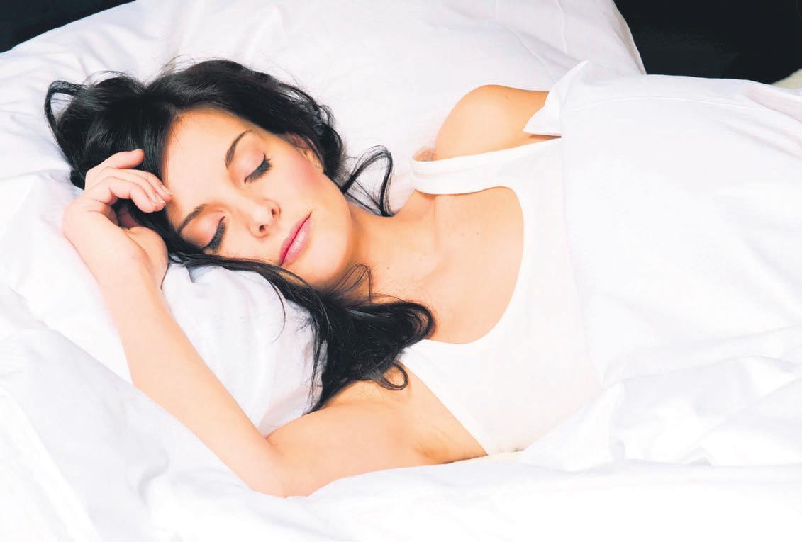 Yanlış uyuma pozisyonu fıtığa sebep olabilir