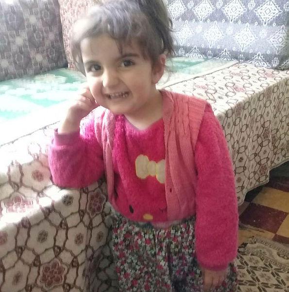 Tokat'ta kaybolan 3 yaşındaki Evrim Atış'ın annesi, babası ve amcası...