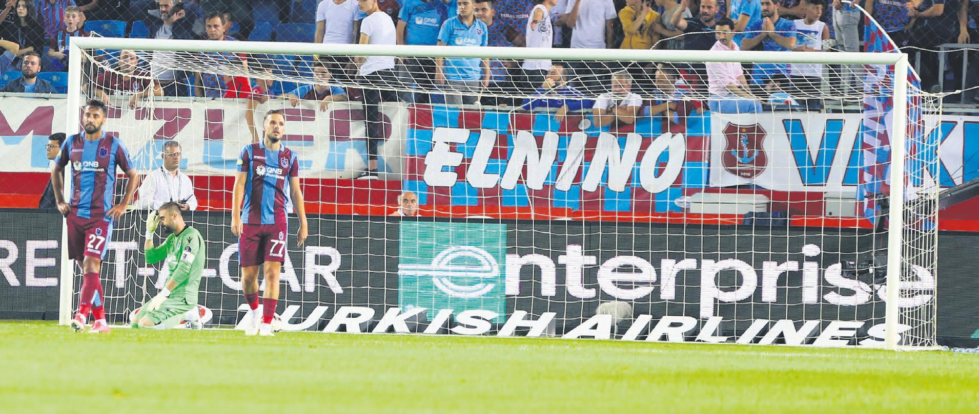 Trabzonspor vurgun yedi!