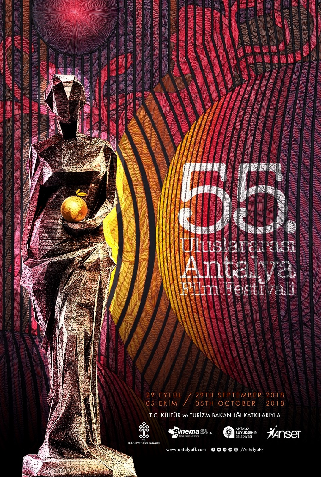 'Türkiye'nin Oscarı' 55'inci kez kapılarını açıyor