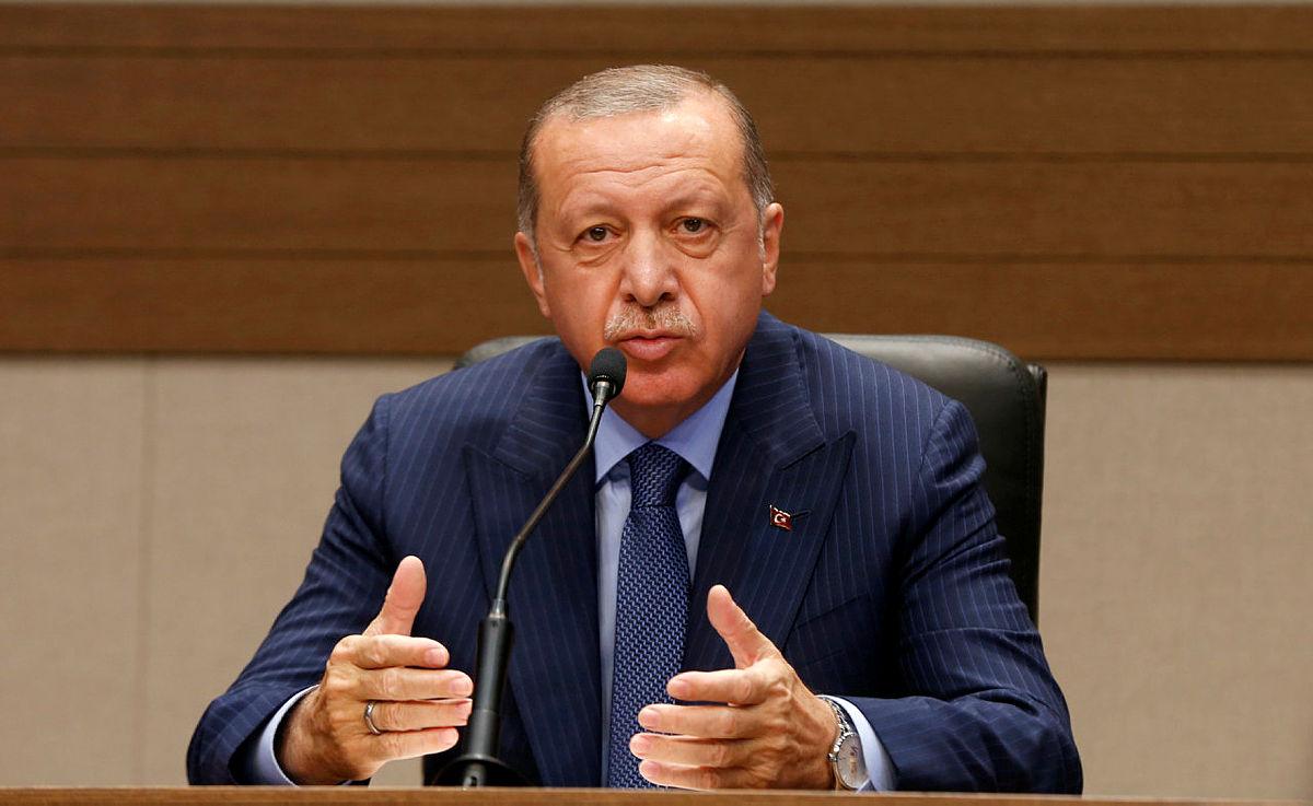 Başkan Erdoğan'dan ABD'de diplomasi trafiği