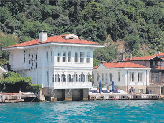 Boğaz'ın en pahalı yalısı 95 milyon $