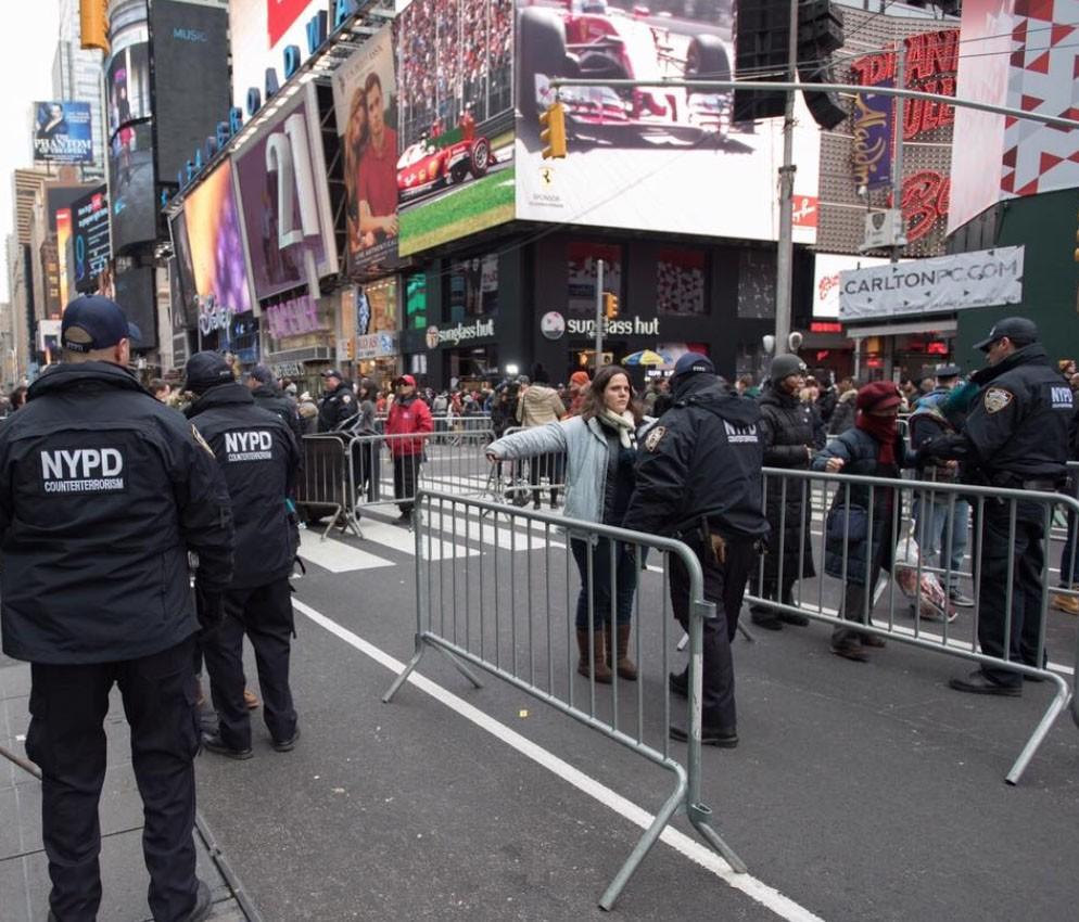New York'ta olağanüstü güvenlik önlemleri